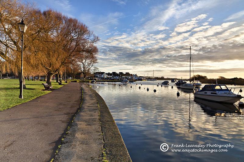 Christchurch Riverside Walk