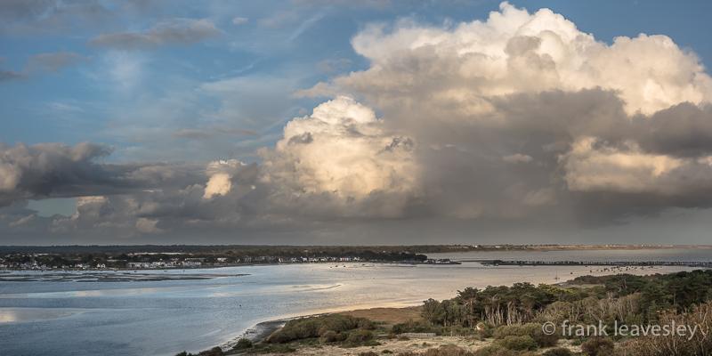 Cloud Cover Hengistbury Head