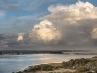 Cloud Cover Hengistbury Head
