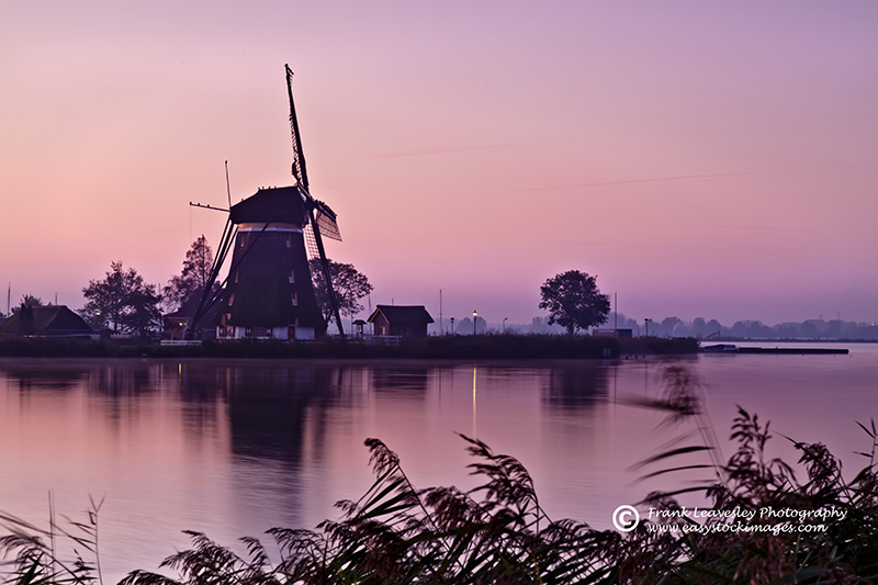 Dawn Windmill Rottedijk