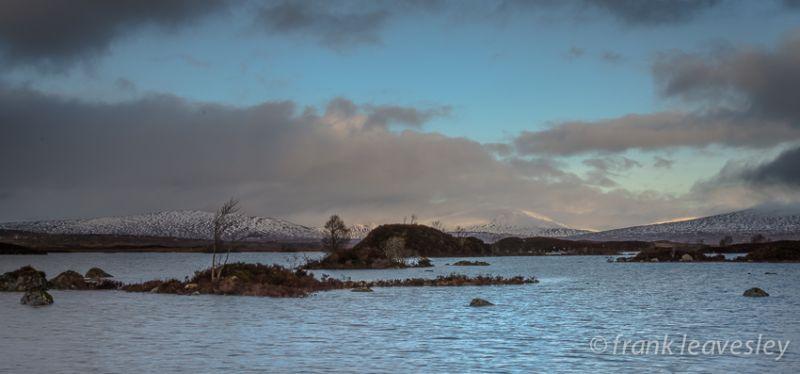 December Rannoch Moor