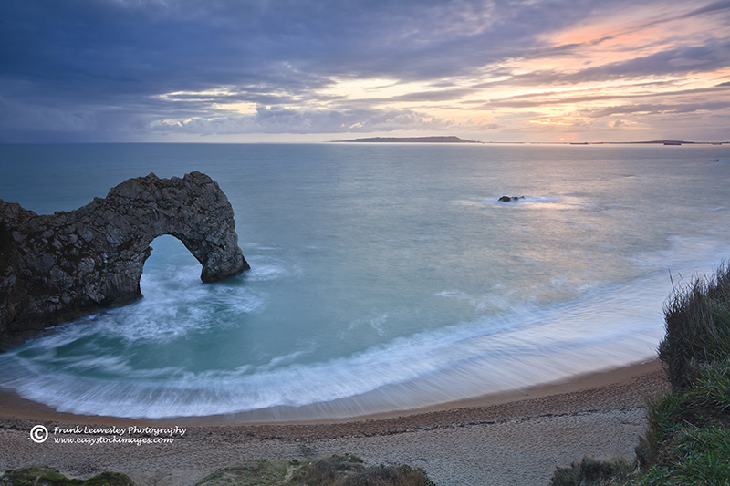 Durdle Door Last Light