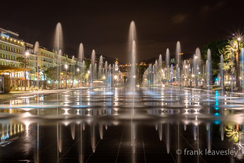 Fountains Nice