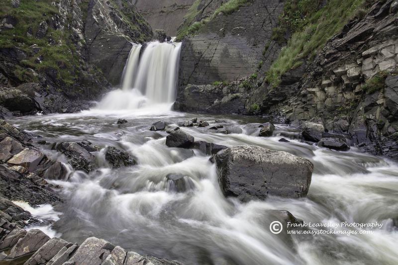 Hartland Falls
