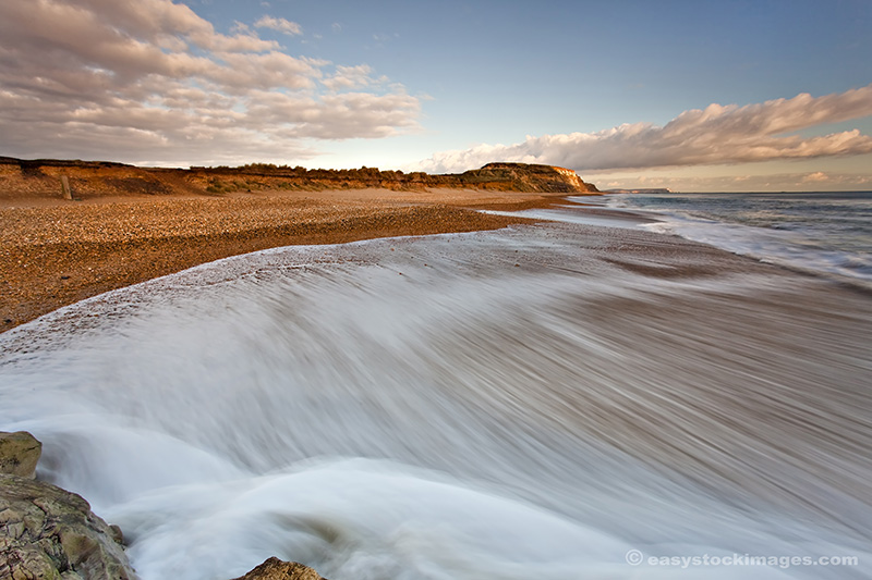 Hengistbury Head In February