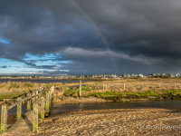 Hengistbury Rainbow