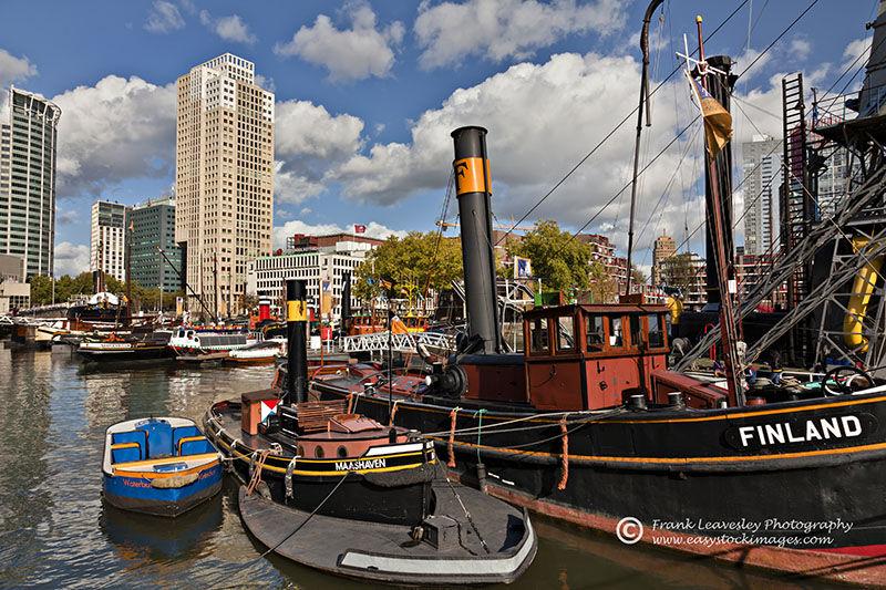 Historic Dockyard Rotterdam