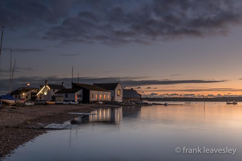 Last Light The Quay