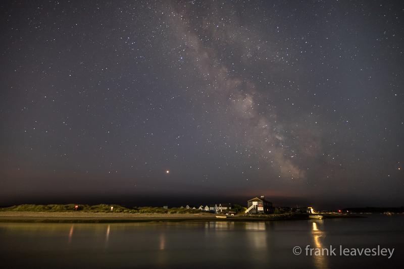 Milky Way Mudeford