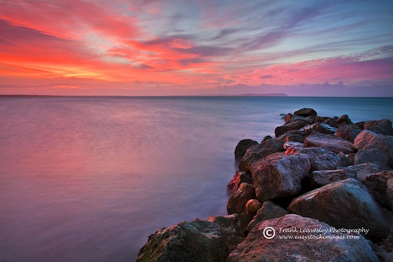 September Sky Hengistbury Head