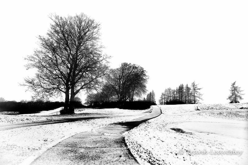 Sprinkling Of Snow