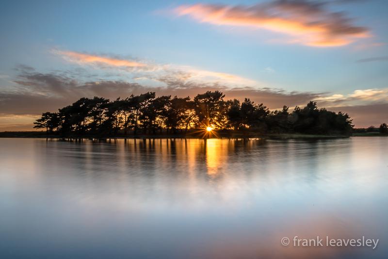 Sunstar Hatchet Pond