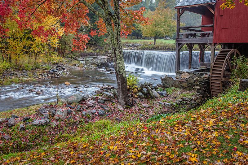 Watermill Vermont