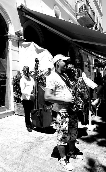 musicians in Athens