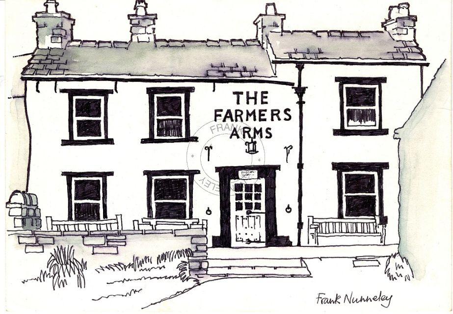 Farmers' Arms, Muker