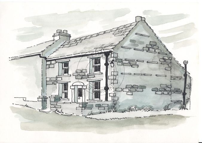 the Keartons' cottage