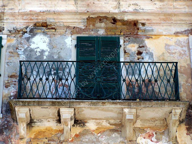 Paxos Balcony