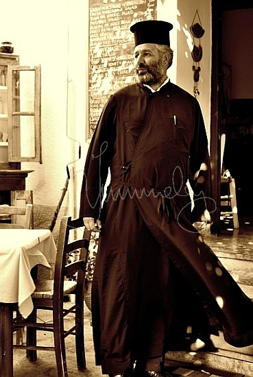 samos priest