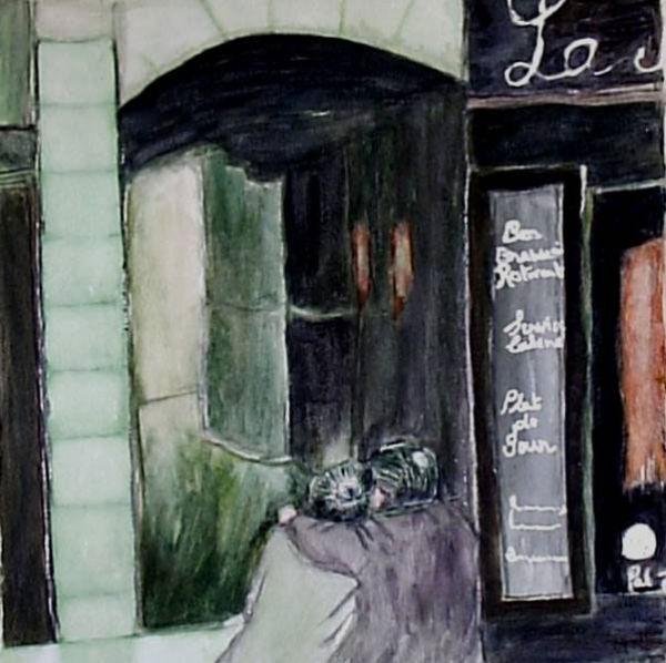 Romantic Doorway