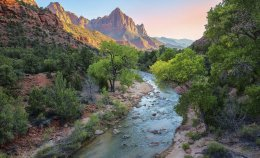 Zion NP - Canyon Junction