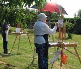 Workshops 2016 - In the garden