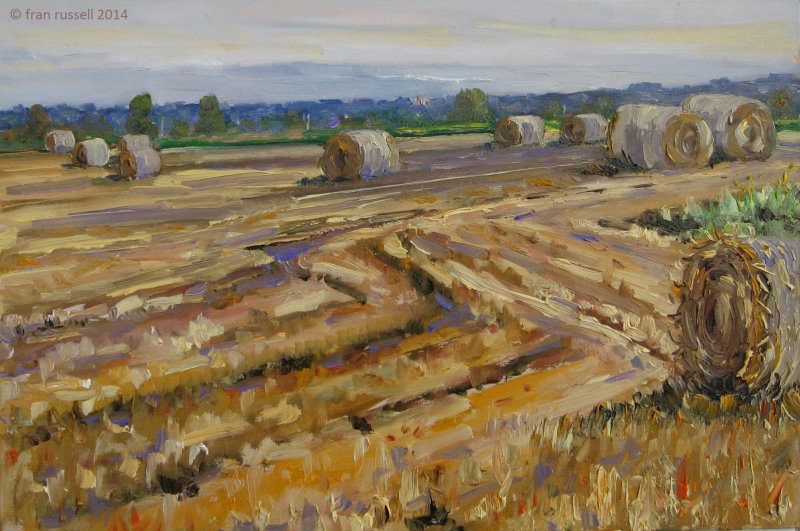 Hay Bales, Newenden (3)
