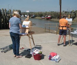 Workshop Rye Harbour  2019  - 1