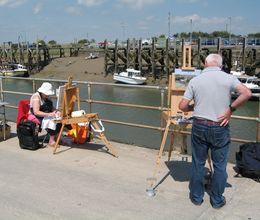 Workshop Rye Harbour 2019 - 2
