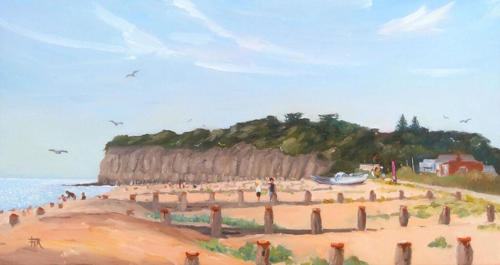 September Sun, Cliff End