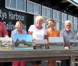 Rye Harbour Workshop, July 2019
