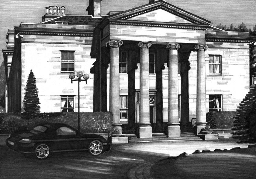 Balbirnie House, Fife