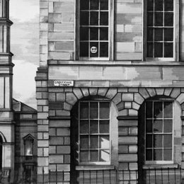 "Edinburgh's ""NO"" Town"