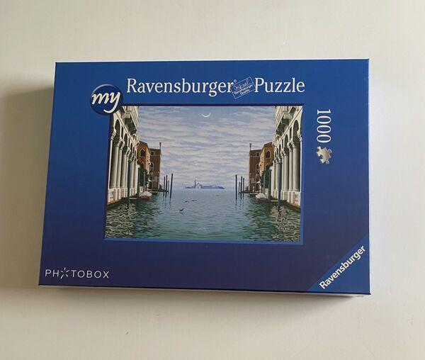 'Il Mondo a Galla' Jigsaw Puzzle