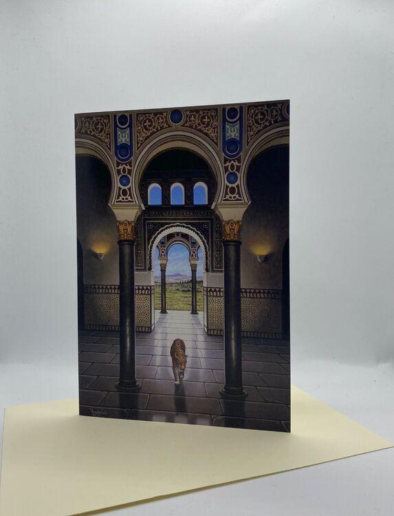 NEW CARD! 'Alcazar'