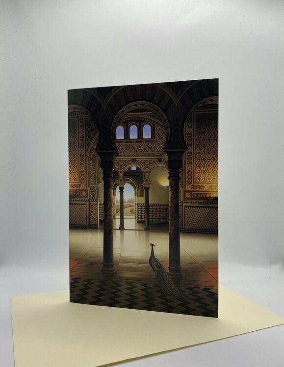 CARD: 'Alcazar Palace'