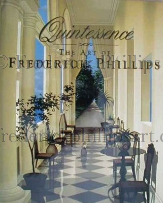 BOOK: 'Quintessence; The Art of Frederick Phillips'