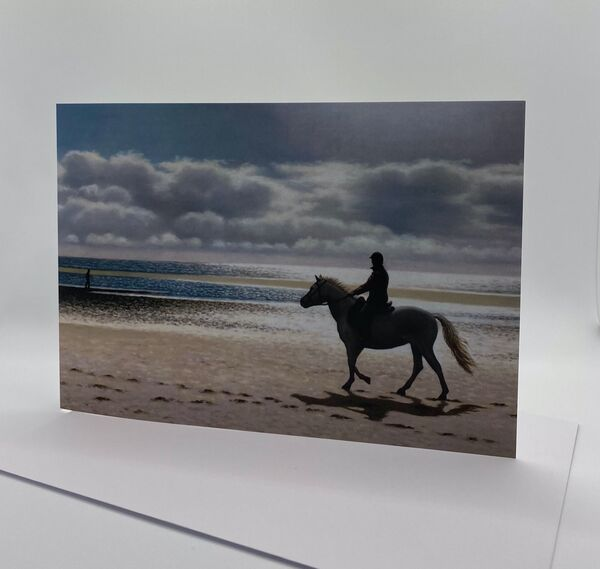 NEW! Card: 'Camber Sands'