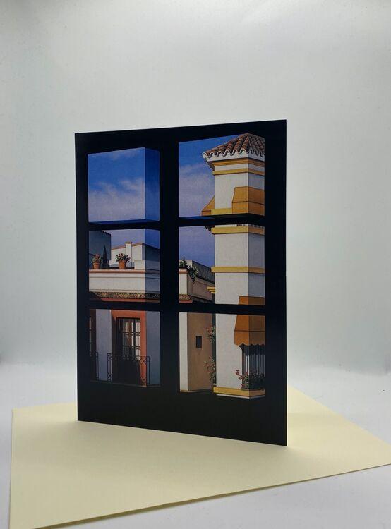 CARD: 'The Architect's Dream'