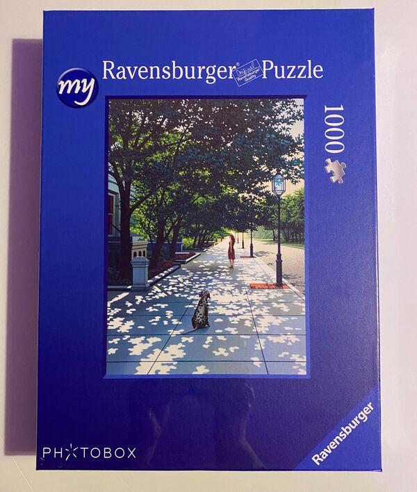 'Promenade' Jigsaw Puzzle