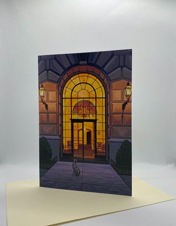 NEW CARD! 'Nightlight'