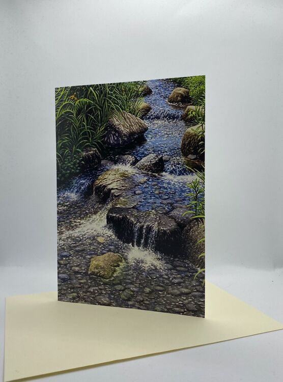 NEW! CARD: 'Cascade'