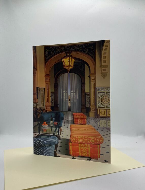 NEW Card: 'Summer Palace'