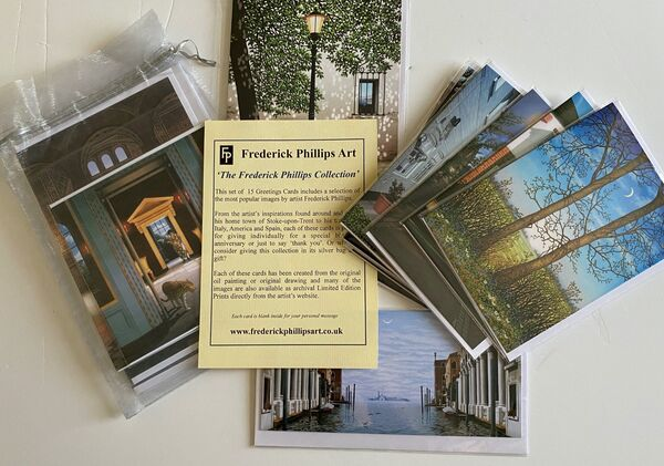 The Frederick Phillips Collection
