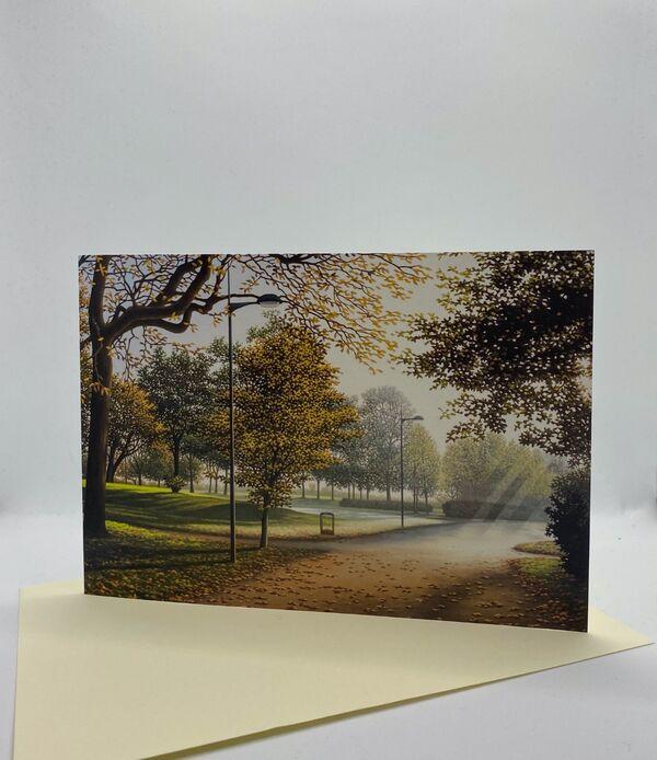 NEW! CARD: 'Autumn (Hanley Park series)'