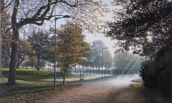 'Autumn' (Hanley Park series)