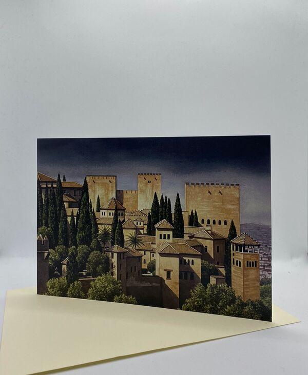 NEW CARD! 'Alcazaba'
