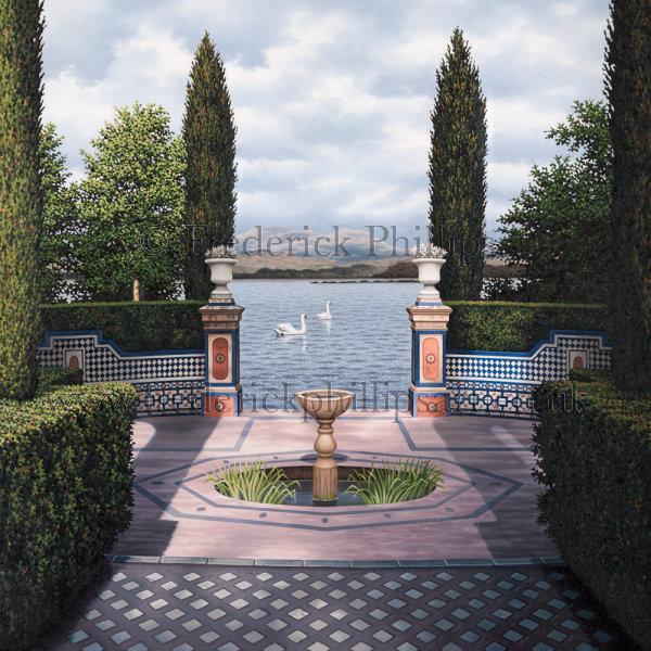 'Alcazar Garden'
