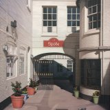 NEW! CARD: 'Courtyard (Spode Works series)'