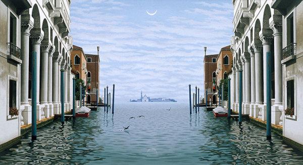 'Il Mondo a Galla' (Venice series)