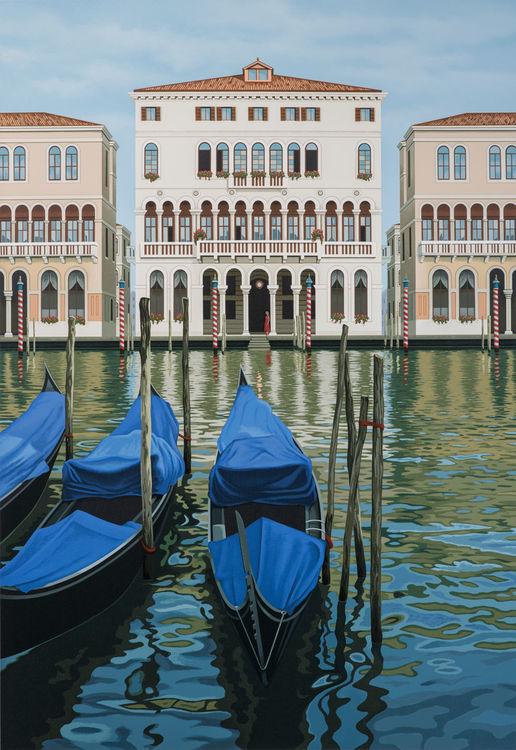 'Palazzo' (Venice series)